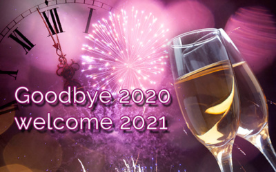 Goodbye 2020…