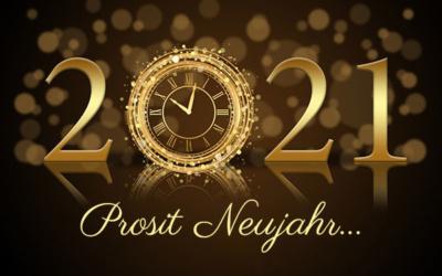 Neujahr & Änderungen