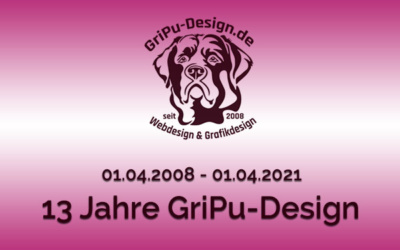 Happy Birthday GriPu-Design