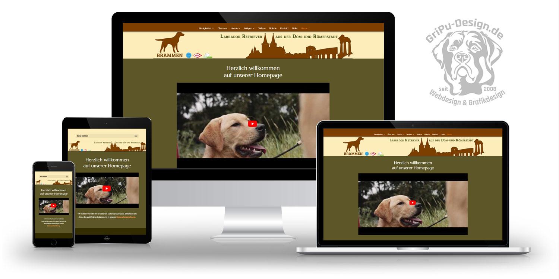 Referenzen Webdesign made by GriPu-Webfee