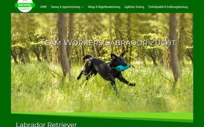 Neue Züchter-Webseite