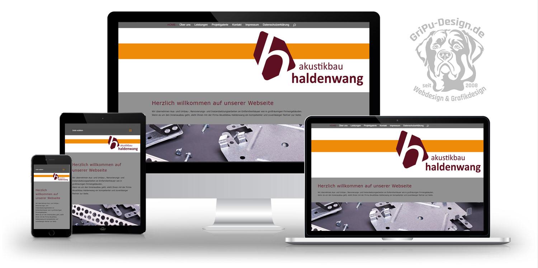 Akustikbau Haldenwang